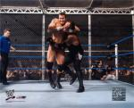 orton grapples with the undertaker in cage match AAGU165-No298~Randy-Orton-Posters.jpg